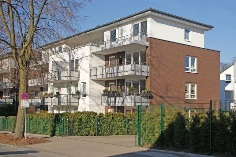 Hackhauserstraße MFH 4, Solingen-Ohligs. Baujahr: 2006