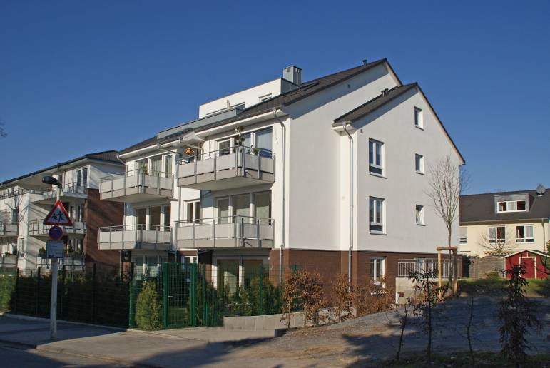 Hackhauser Straße Haus 5, Solingen-Ohligs. Baujahr: 2010