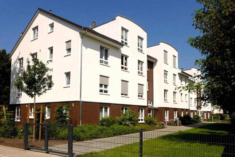 Händelstraße Haus 1, Hilden. Baujahr: 2010