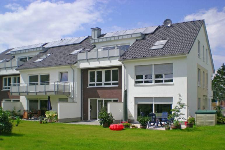 Richard-Wagner-Straße Haus 3, Hilden. Baujahr: 2009