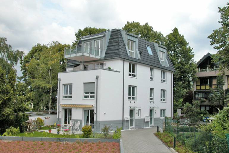 Talstraße, Haan. Baujahr: 2003