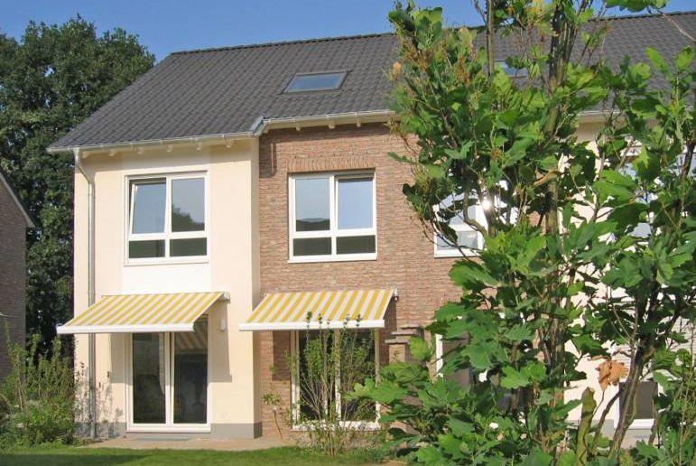 Doppelhaushälfte Am Tenger, Haan. Baujahr: 2005