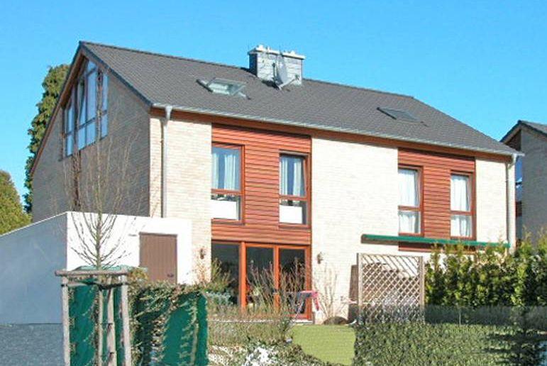 Doppelhaushälfte August-Macke-Weg, Haan. Baujahr: 2000