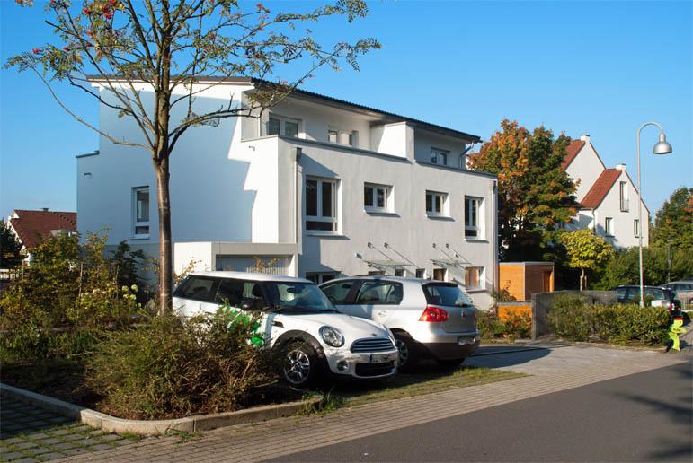 Doppelhaushälfte August-Macke-Weg, Haan. Baujahr: 2015