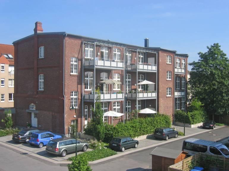 Generalunternehmer Forststraße, Solingen-Ohligs. Baujahr: 2002