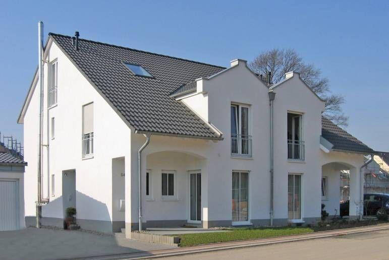 Doppelhaushälfte Heideweg, Haan. Baujahr: 2006