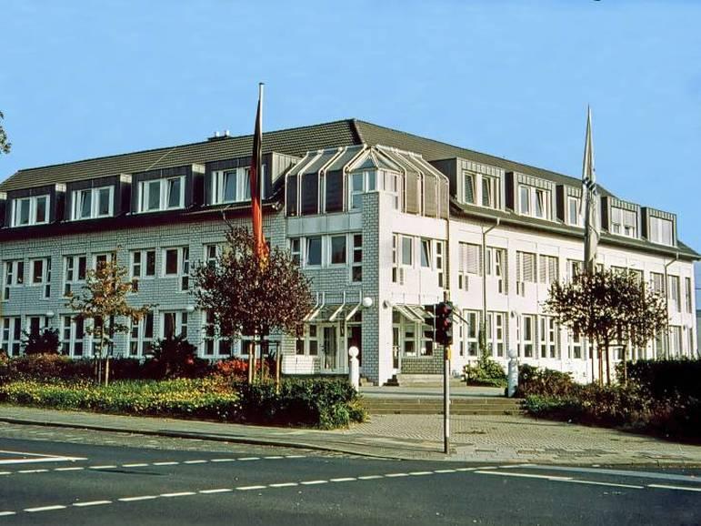 Generalunternehmer Büssingstraße, Haan. Baujahr: 1990