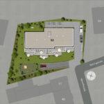 Lageplan Eigentumswohnung Behringstraße 53 Solingen