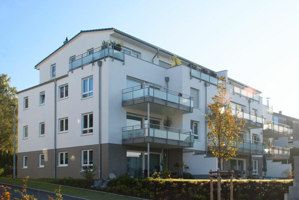 August-Macke-Weg, Haan. Baujahr: 2015