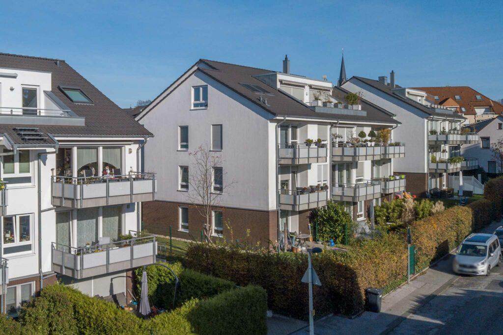 Hackhauser Straße, Solingen. Baujahr: 2012