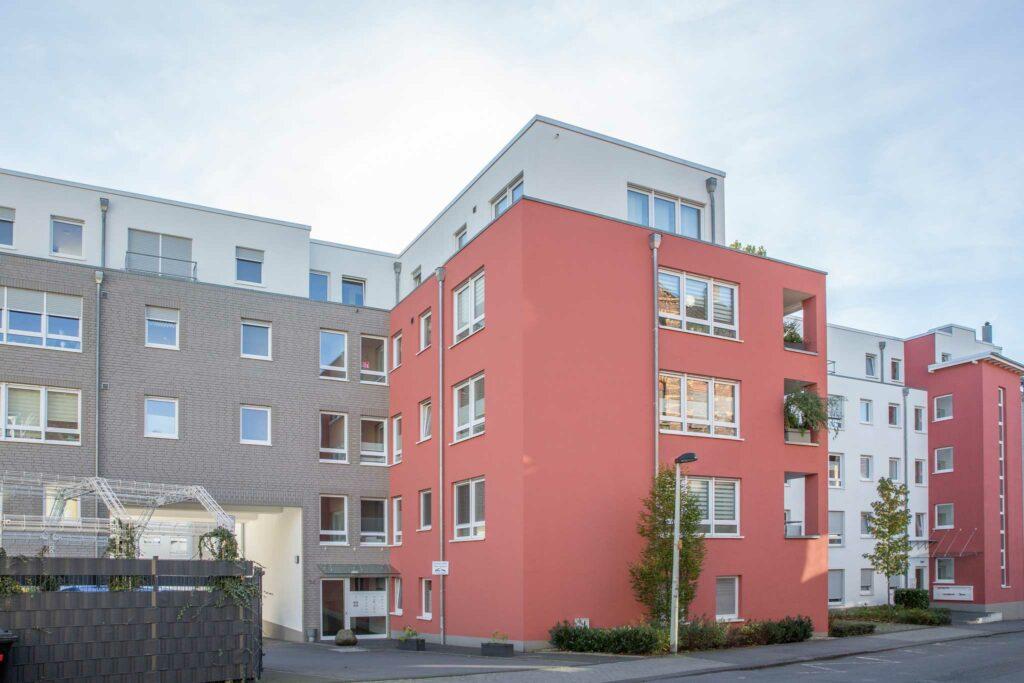 Hackhauser Höfe, Solingen. Baujahr: 2015