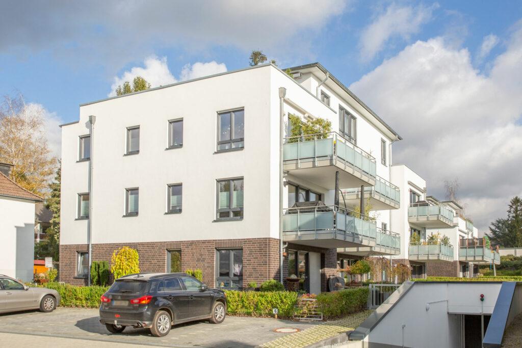 Itterstraße, Solingen. Baujahr: 2019