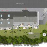 Lageplan Wilhelmstraße Eigentumswohnungen
