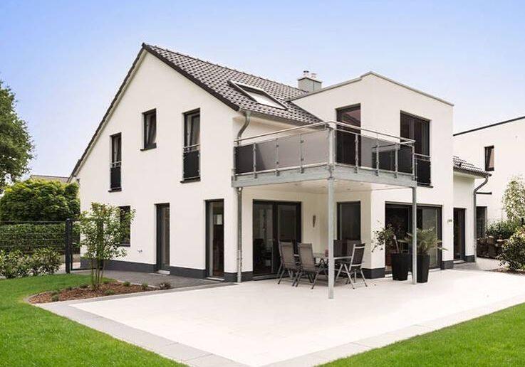 Einfamilienhaus Heideweg, Haan. Baujahr: 2013